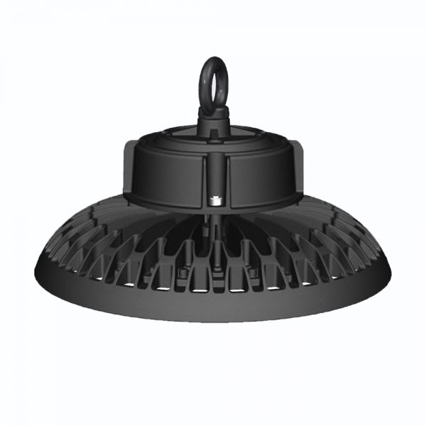 HIGH BAY DALLAS DIMMABLE 150W 4000°K 30000lm IP65 120° Ø340x181mm