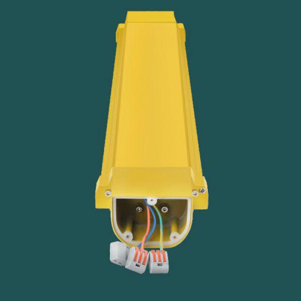 ETANCHE ATEX 20W 2400lm IP65 120° 735x115x63mm