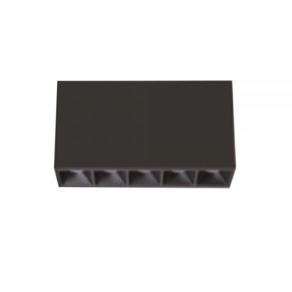 SPOT LATTICE PLAFONNIER 10W 850lm IP20 30° 137x34,5x80m BLANC