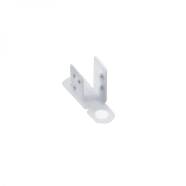 CLIP FIXE 18x5x12mm (+VIS) POUR 0410