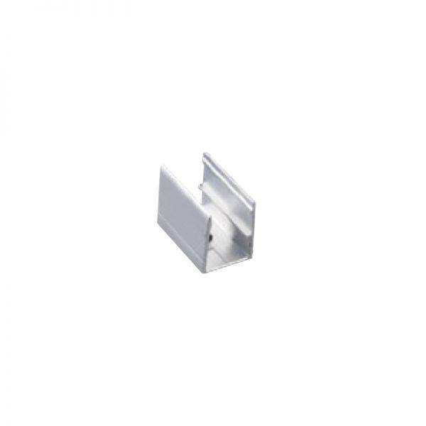 CLIPL : 25mm (AVEC PASSAGE DE CABLE+VIS) POUR 1217