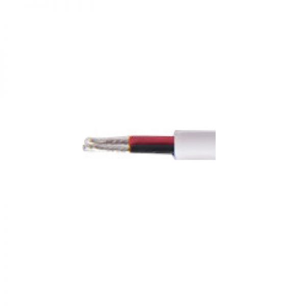 CABLE 2P Ø4.5MM 300V 80? 20AWG 2000MM POUR 0410 1217 1224 1312 1515