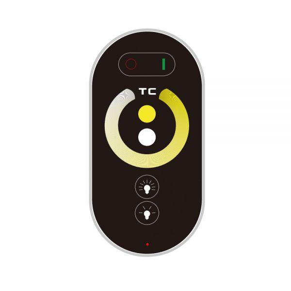 TACTIL POUR DRIVER 40W CCT 2,4G FR couleur Noir
